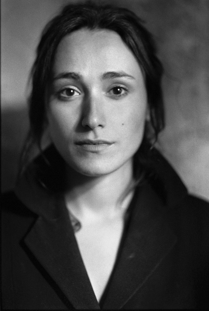 Donata Wenders, Arijana Antunovic, Berlin 2008