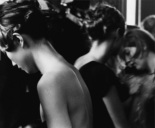 Donata Wenders, Getting Ready, Paris 2000