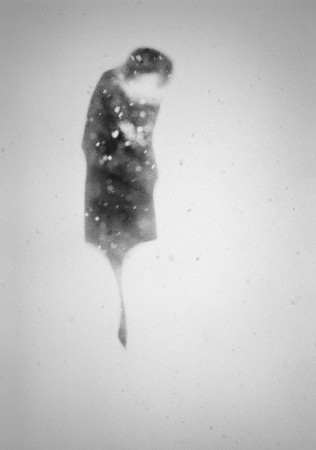 Donata Wenders, In the Snow I, Allgäu 2010