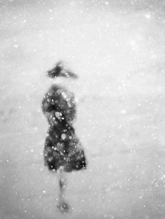 Donata Wenders, In the Snow III, Allgäu 2010
