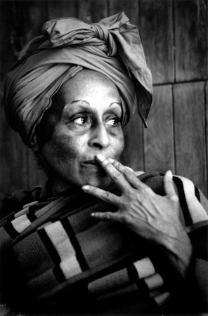 Donata Wenders, Omara Portuondo, Havana 1998
