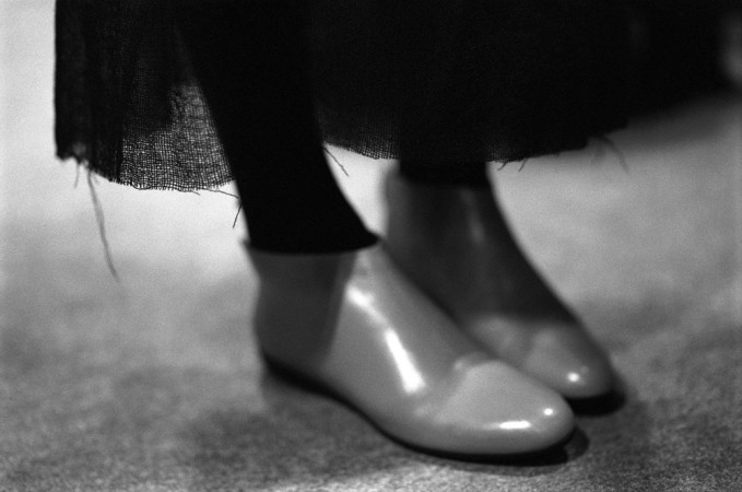 Donata Wenders, Red Shoes, Paris 2000