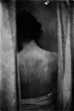 Donata Wenders, The Back, Berlin 2006