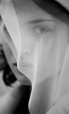 Donata Wenders, The Veil, 2002