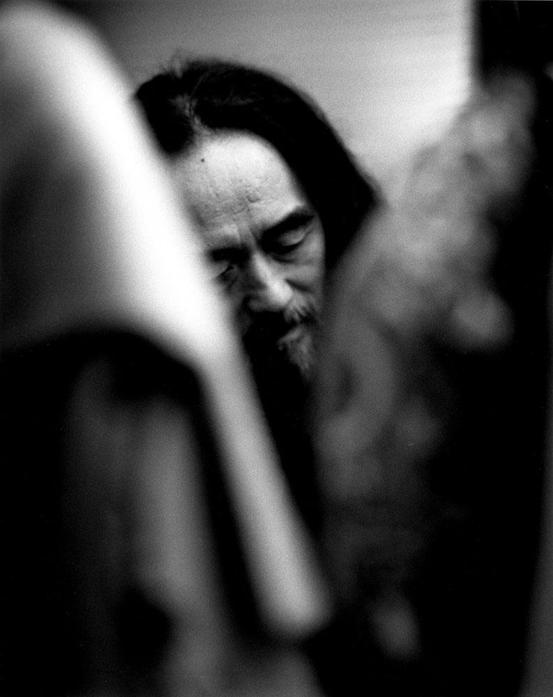 Donata Wenders, Yohji Yamamoto, Paris 2000