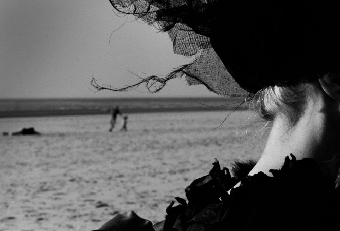 Donata Wenders, In the Wind, Le Touquet 2009