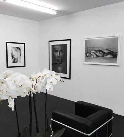Installation View Monika Mohr Galerie