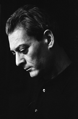 Paul Auster, New York 2005